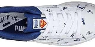 Puma boys shoe size UK 8