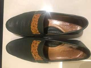 Alessandro loafer leather size42