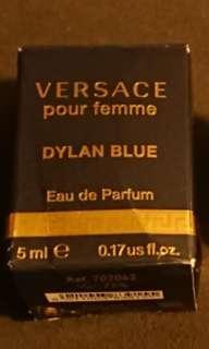 Versace Pour Femne Dylan Blue Sample/旅行裝 [100% New] #Sellfaster