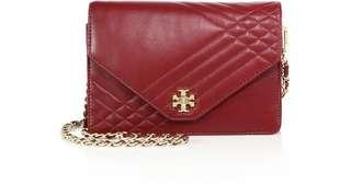 Tory burch kira quilted leather shoulder bag #sellfaster