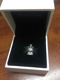 Authentic Pandora Loving Angel Charm #TGV3