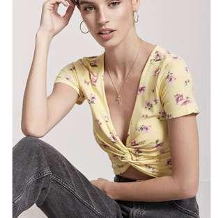 Forever21 floral top