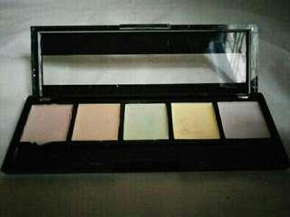 City color Colour correct concealer palette