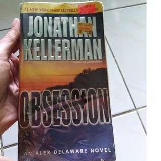 Obsession by Jonathan Kellerman