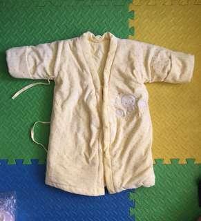 BB厚棉包被衣
