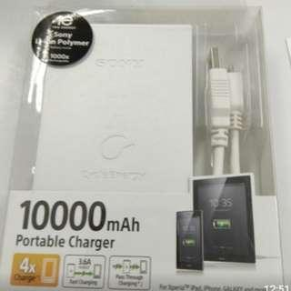 Sony - 10000MAH PORTABLE CHARGER (CP-R10) #sellfaster #MTRtst