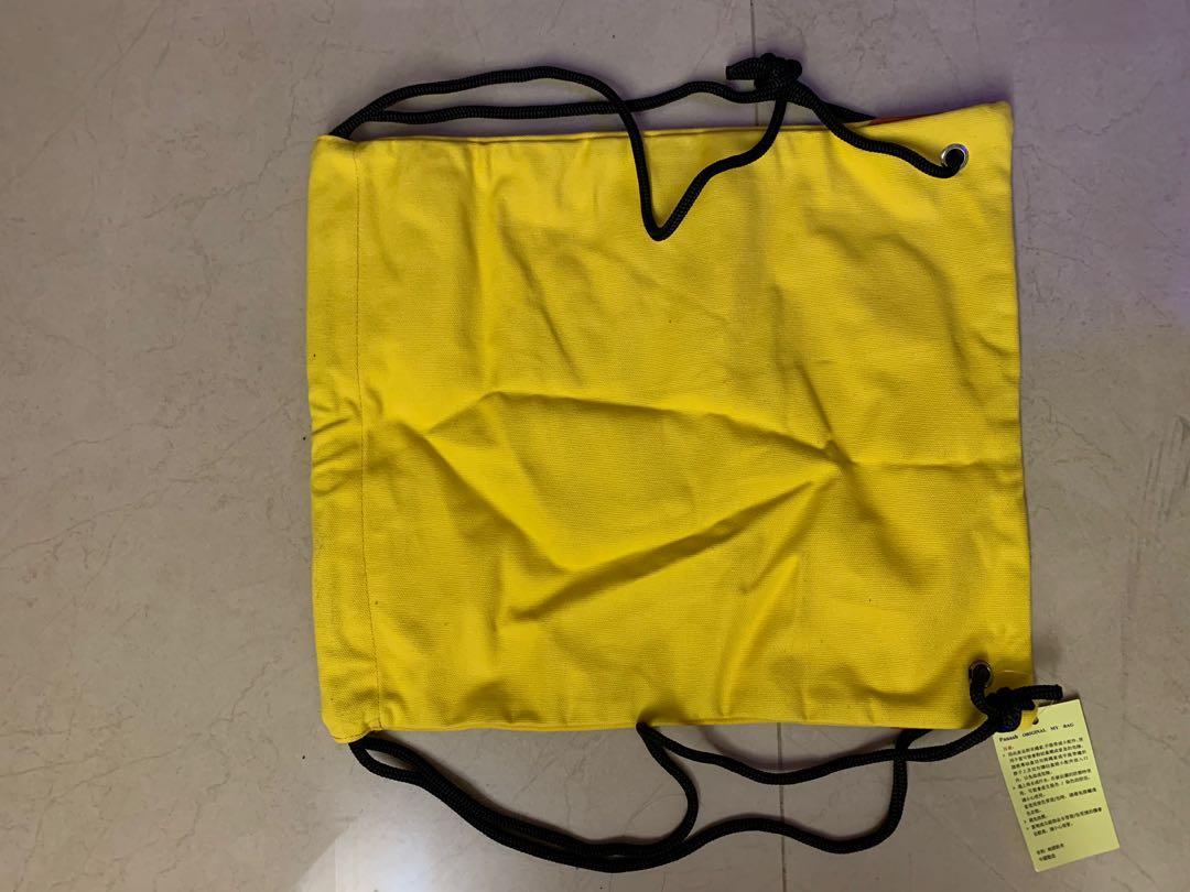 Adidas 腰包 + 索繩布袋