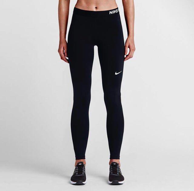 BNWT Nike Pro Women Tights 3e7a356819