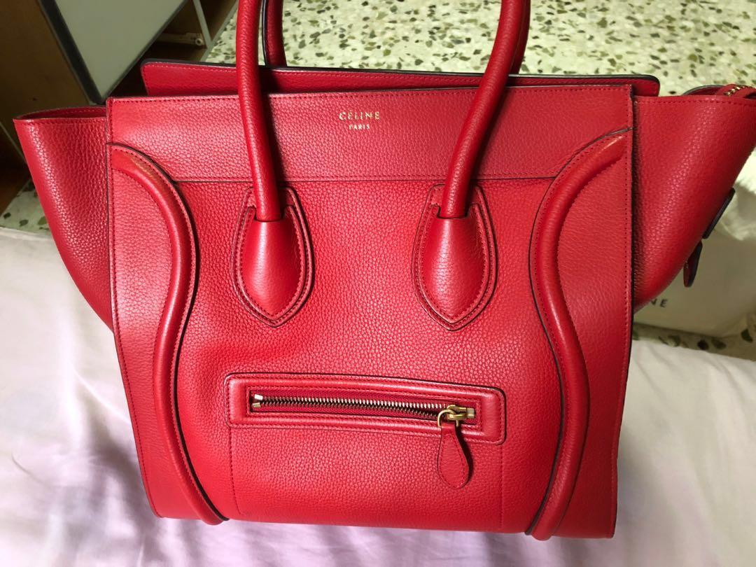 Celine Micro Luggage 6265477978174