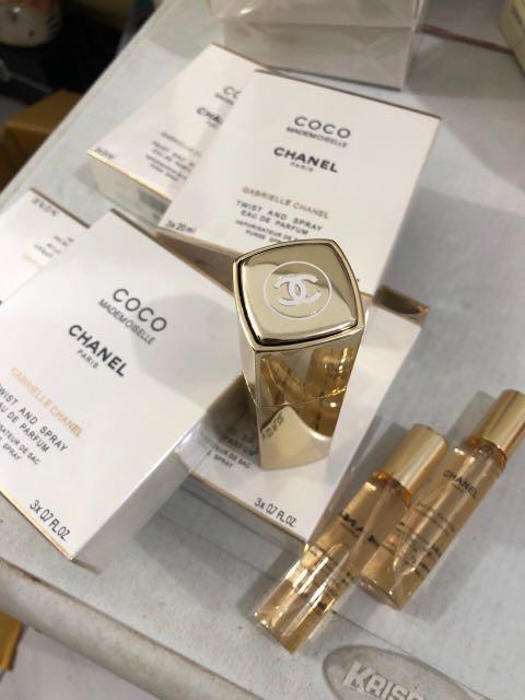 Chanel coco mademoiselle Gabrielle set