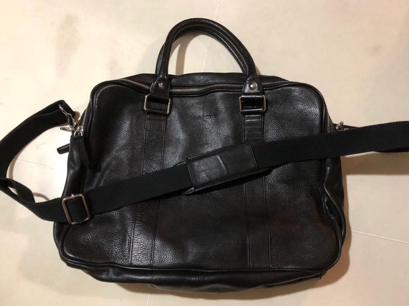 0308863fa2c Cole Haan leather sling bag, Men's Fashion, Bags & Wallets, Sling ...