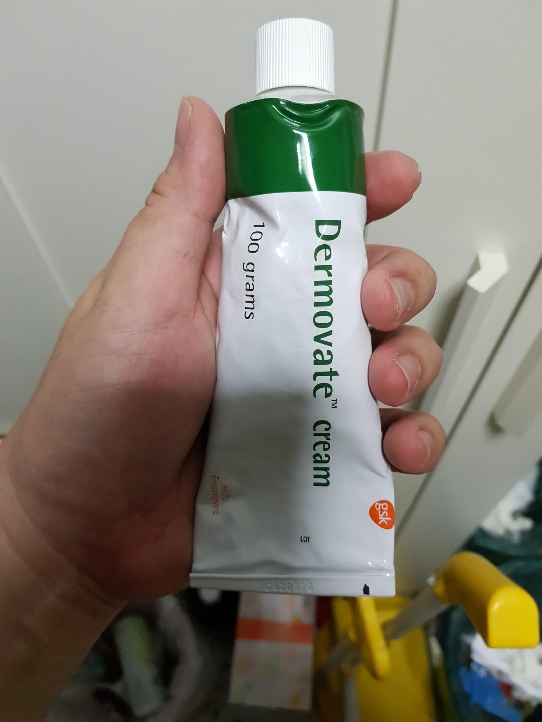Dermovate ointment igg side effects