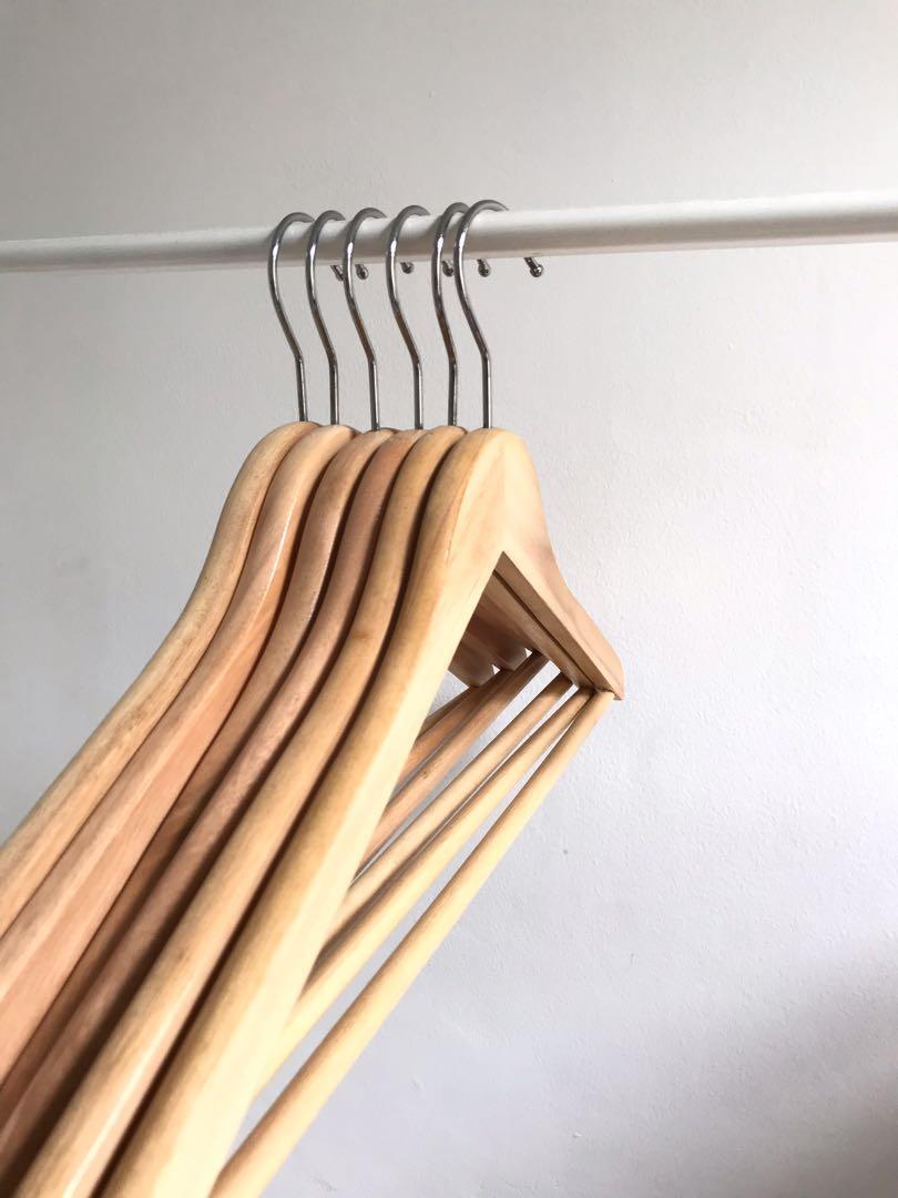 Hanger Kayu Ikea
