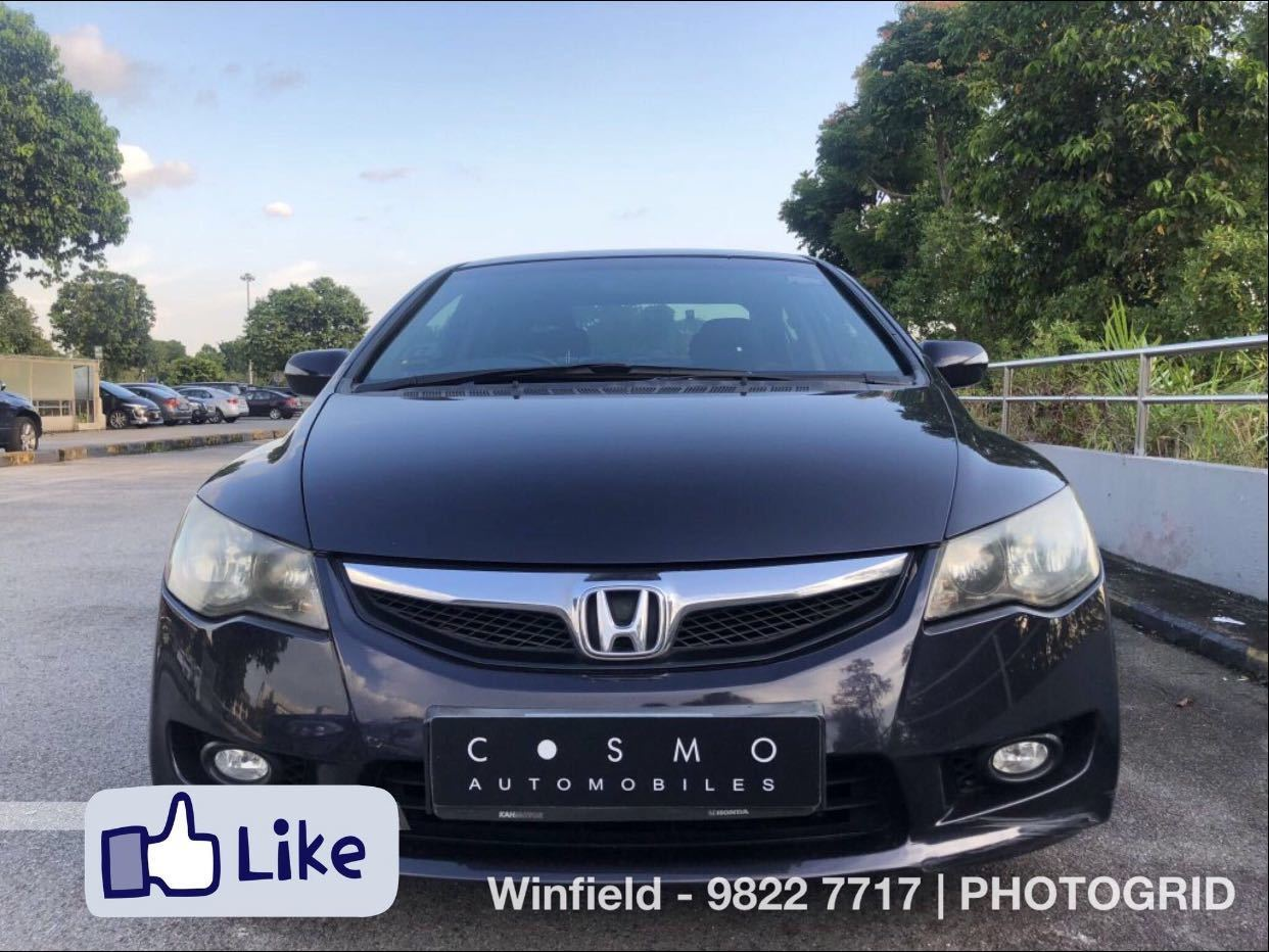 Honda Civic Hybrid 1 3 Auto Cvt Cars Cars For Sale On Carousell