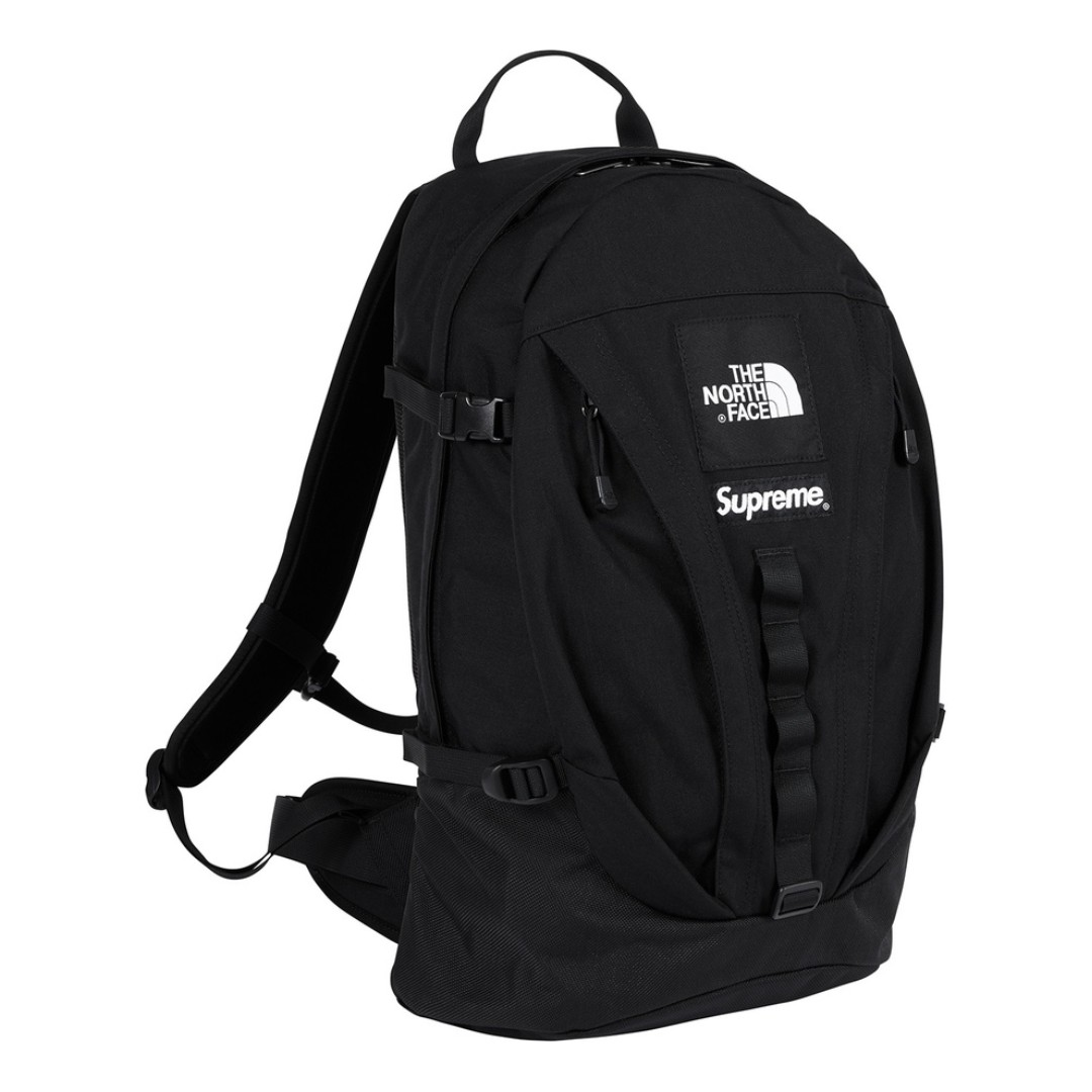 7857d09f106 💯[IN STOCK] Supreme The North Face Expedition Backpack Black, Men's ...