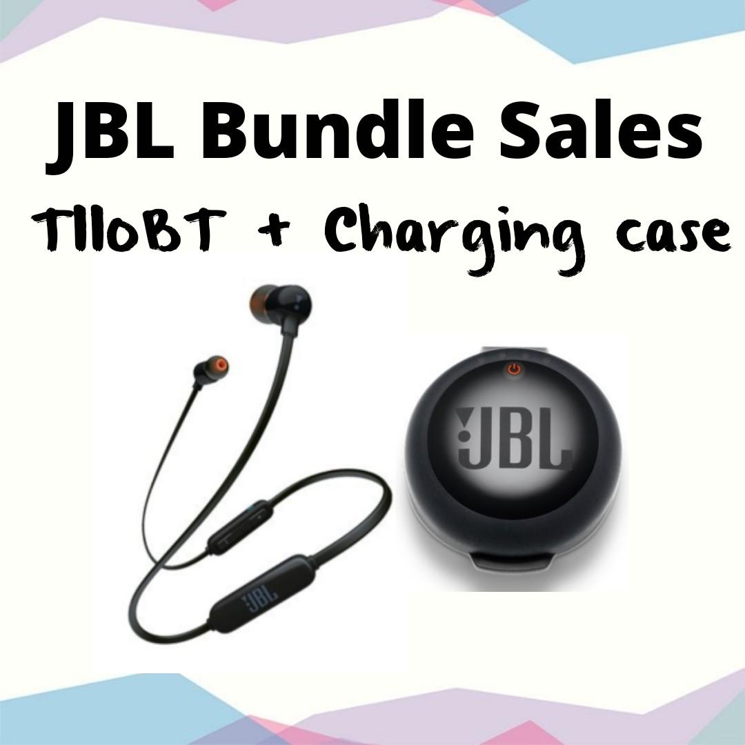 JBL T110BT Bundle set