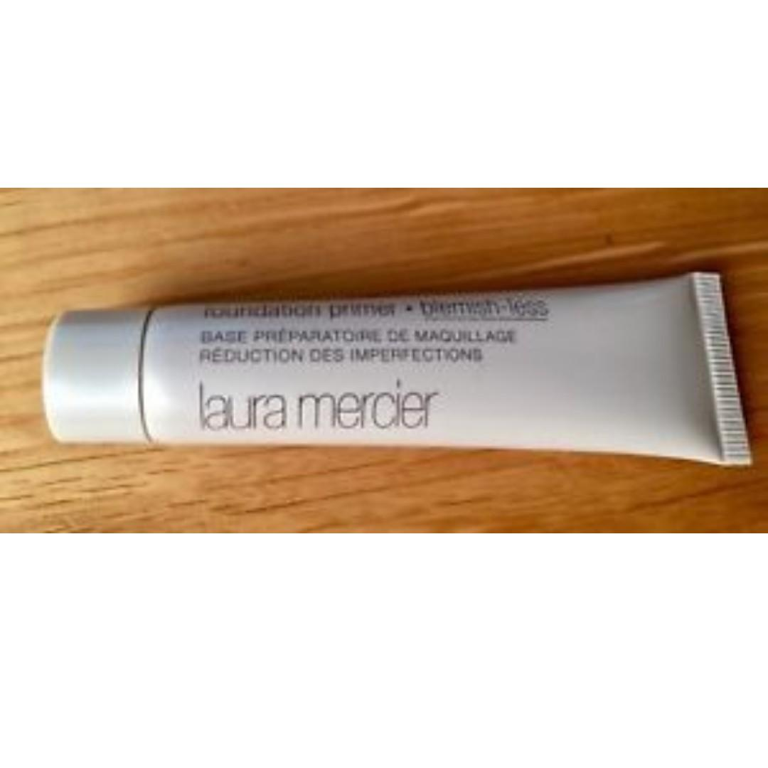 Laura Mercier Foundation Primer Blemishless 15ml Brand New & Authentic (Price is Firm, No Swaps)