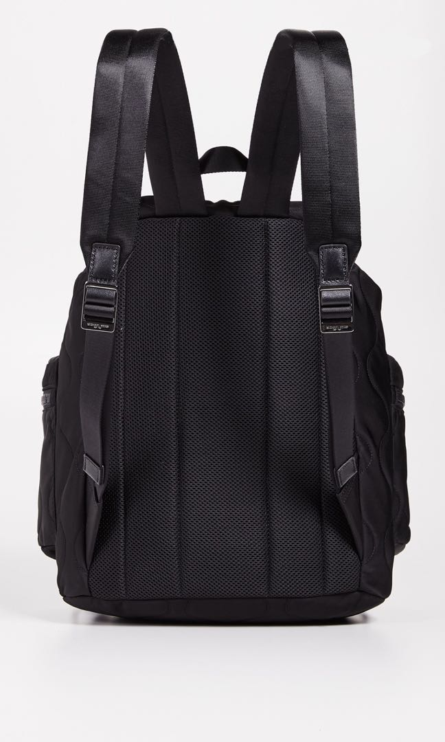2eb8a8342 Michael Kors Black Sports Backpack (Sale), Men's Fashion, Bags & Wallets,  Backpacks on Carousell
