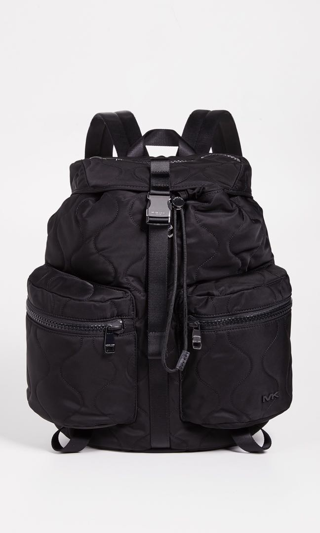 379d61697e6c Michael Kors Black Sports Backpack (Sale)