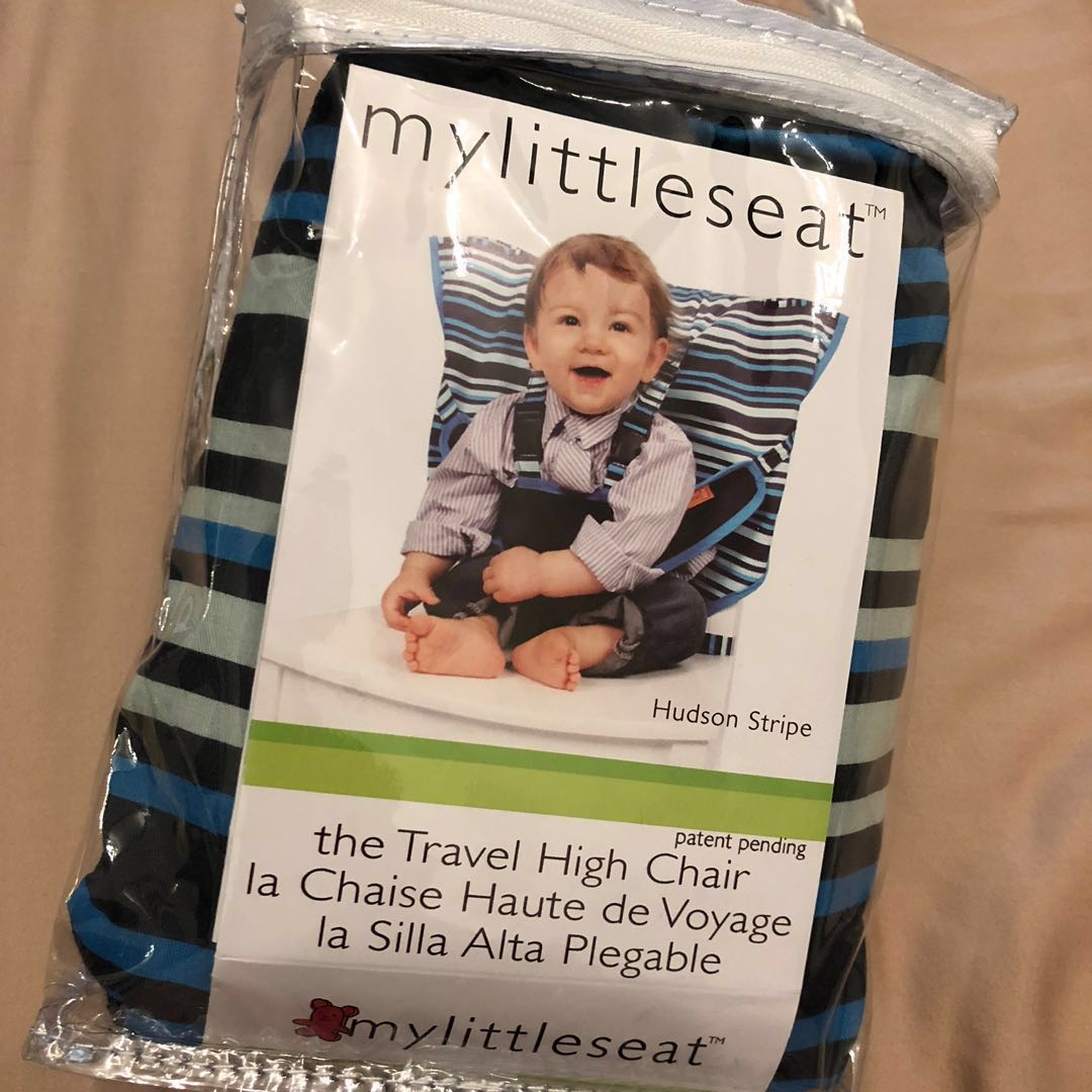 4a0b73731119 My little seat infant travel high chair