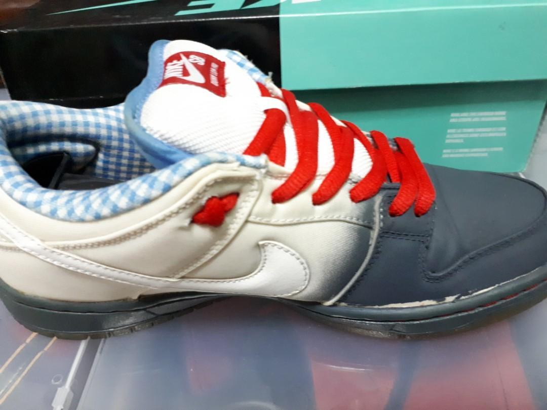 new product c9c11 d4c0b Nike SB Dunk Dorothy, Men's Fashion, Footwear, Sneakers on ...