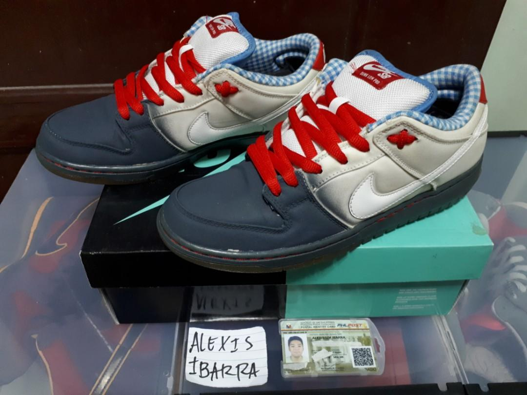 new product 39742 ccae1 Nike SB Dunk Dorothy, Men's Fashion, Footwear, Sneakers on ...