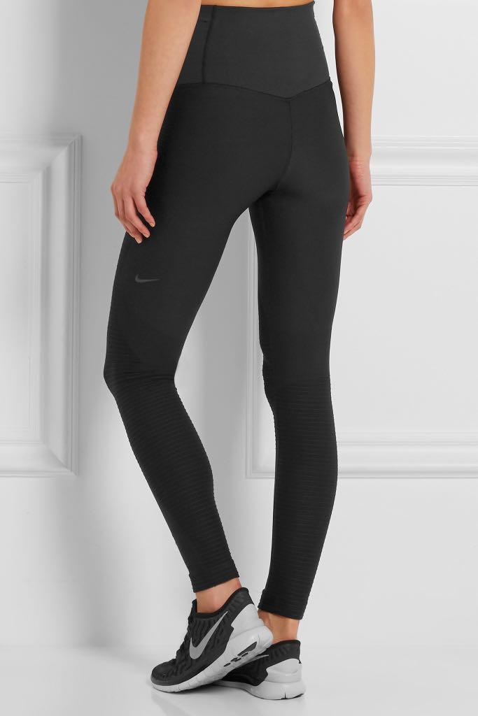 e1a729ae441f9 PRICE REDUCED! Nike Zoned Sculpt Tights in Washed Black, Sports ...