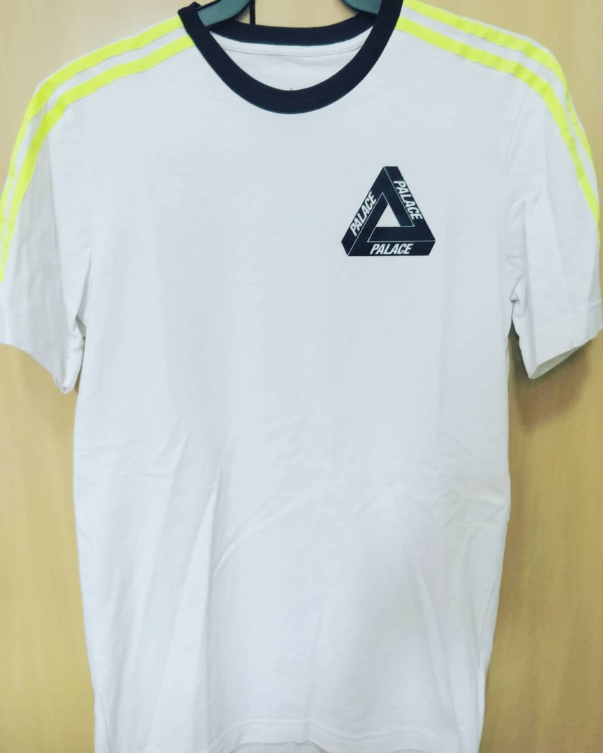75841c06 Palace Adidas Tee RARE PIECE, Men's Fashion, Clothes, Tops on Carousell