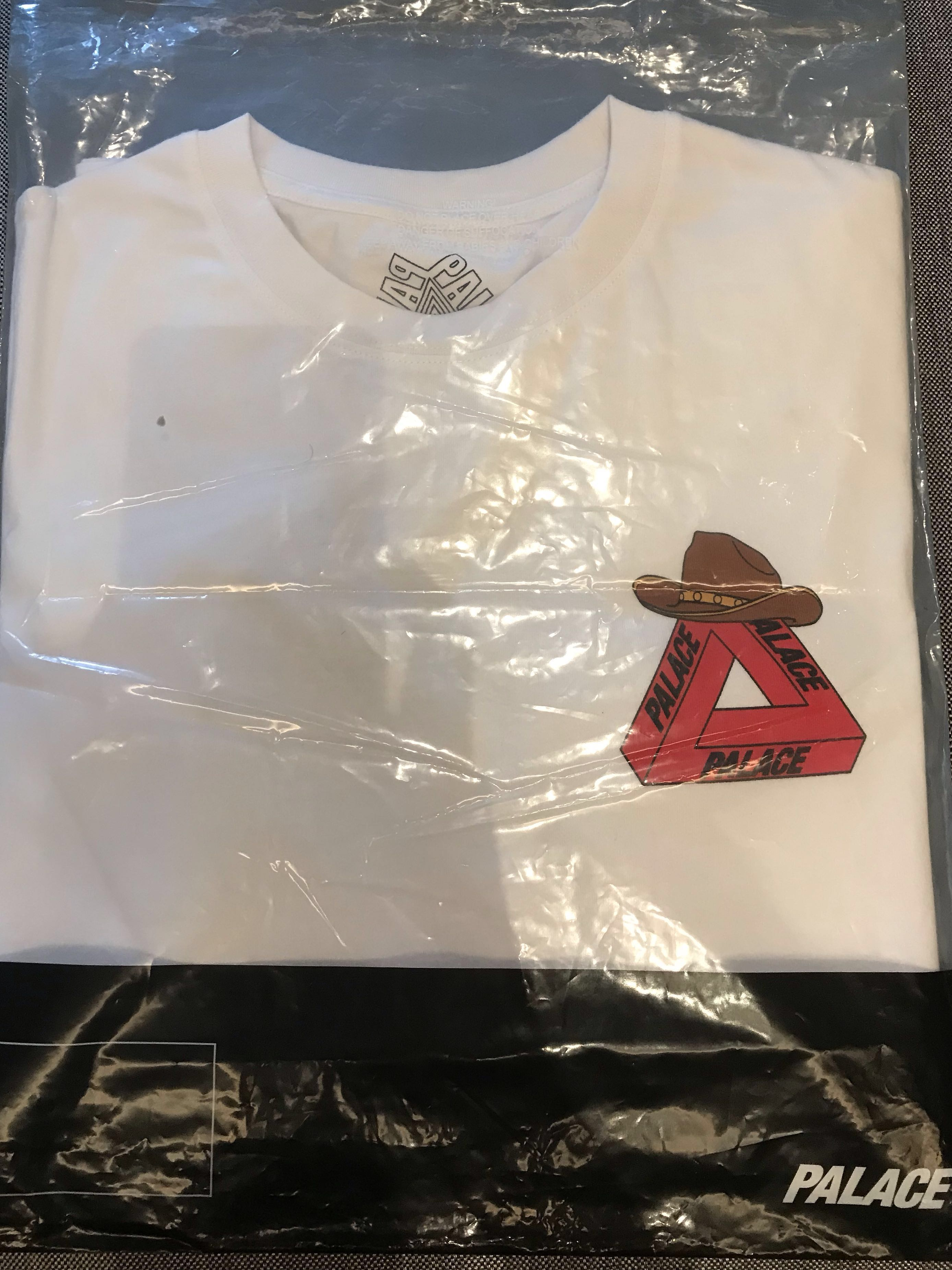 4fcbacb0b39a Palace skateboard tees, Men's Fashion, Clothes, Tops on Carousell