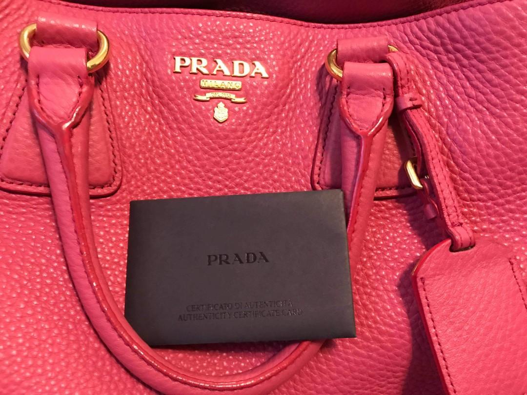 2c41759a46 PRADA - HAND BAG