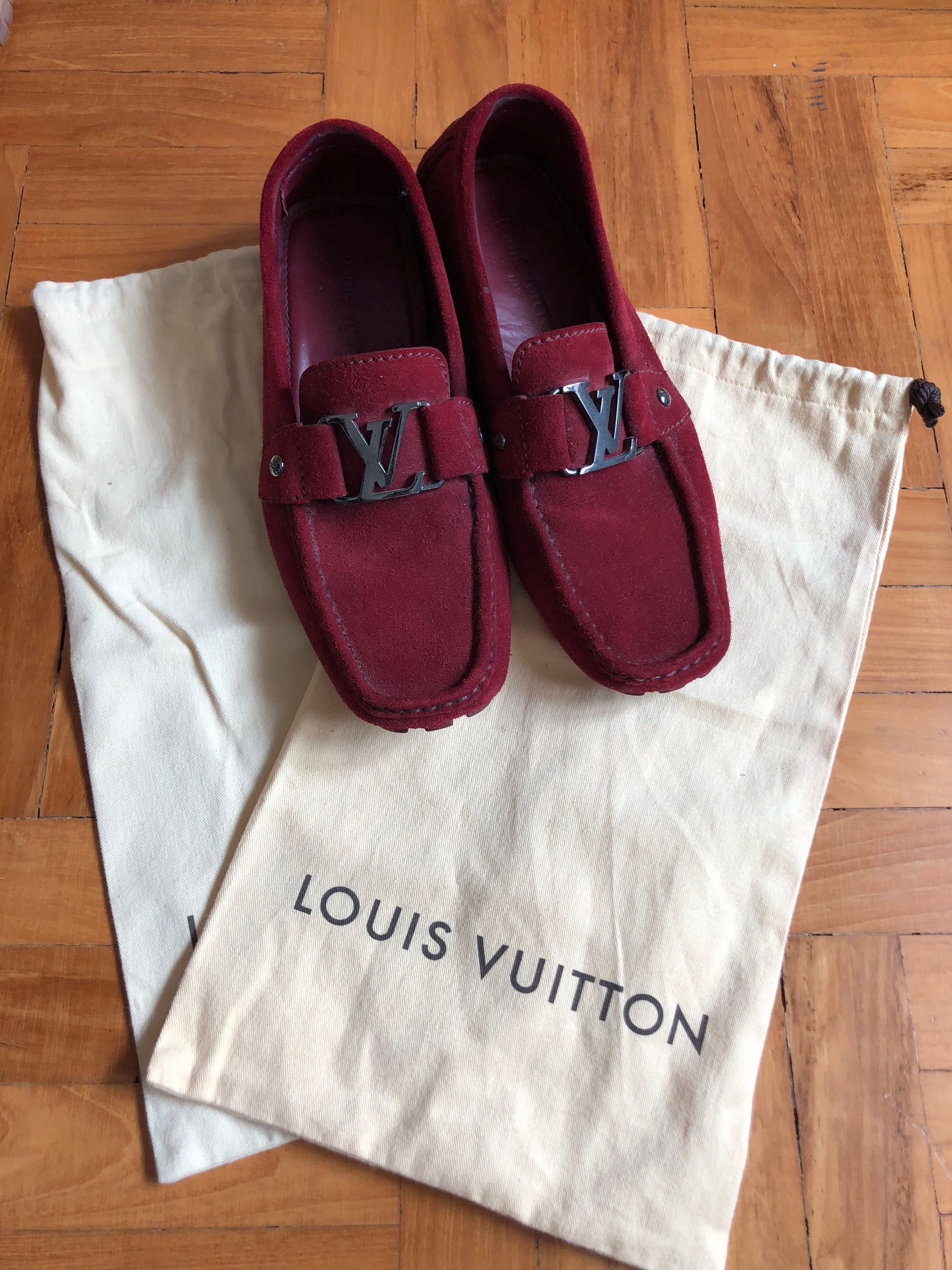 cdcf84bcc009 Price reduced from  550  Authentic Louis Vuitton Loafers