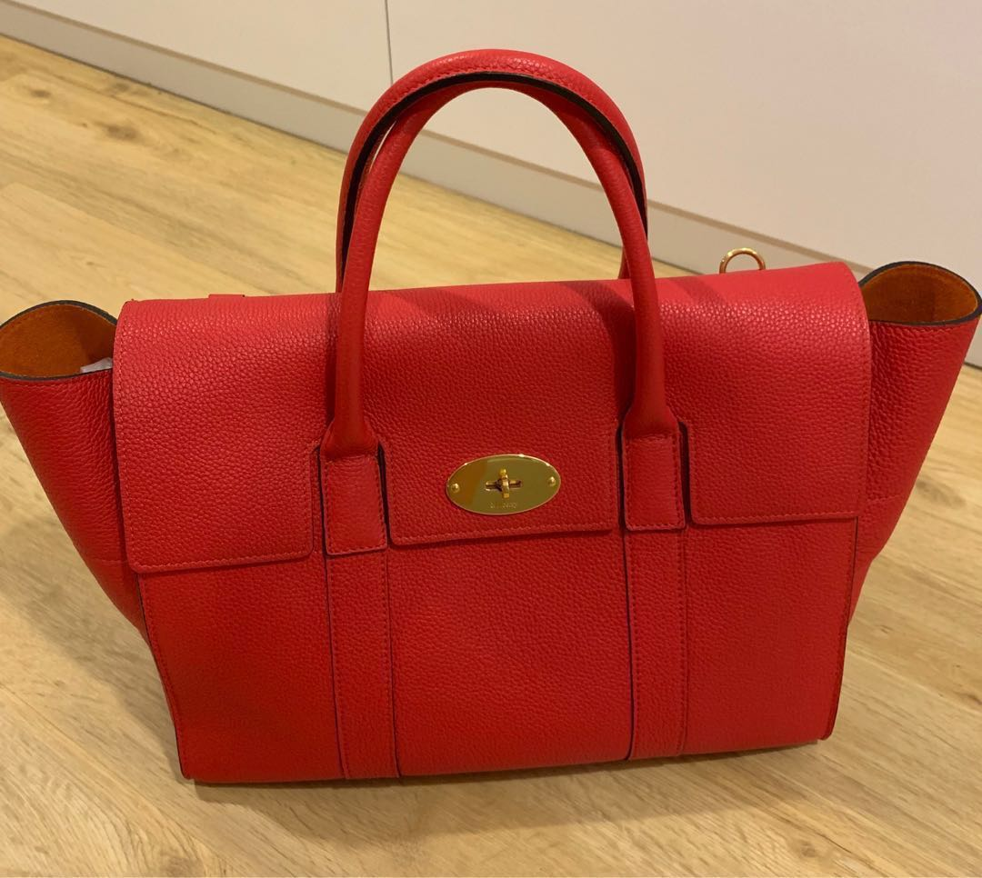 Price Reduced 😉Mulberry New Bayswater Bag 8b0f44d05d724