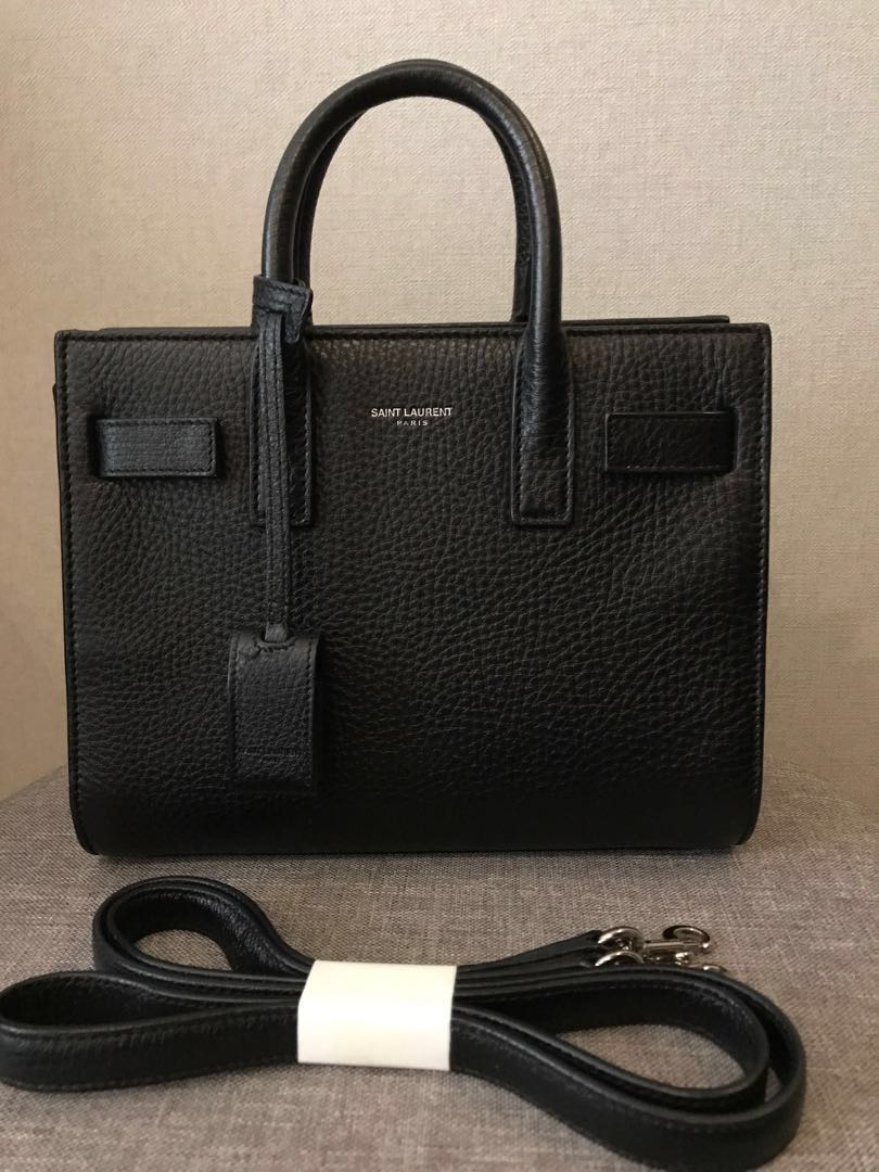 e489b94137 Saint Laurent sac de jour nano