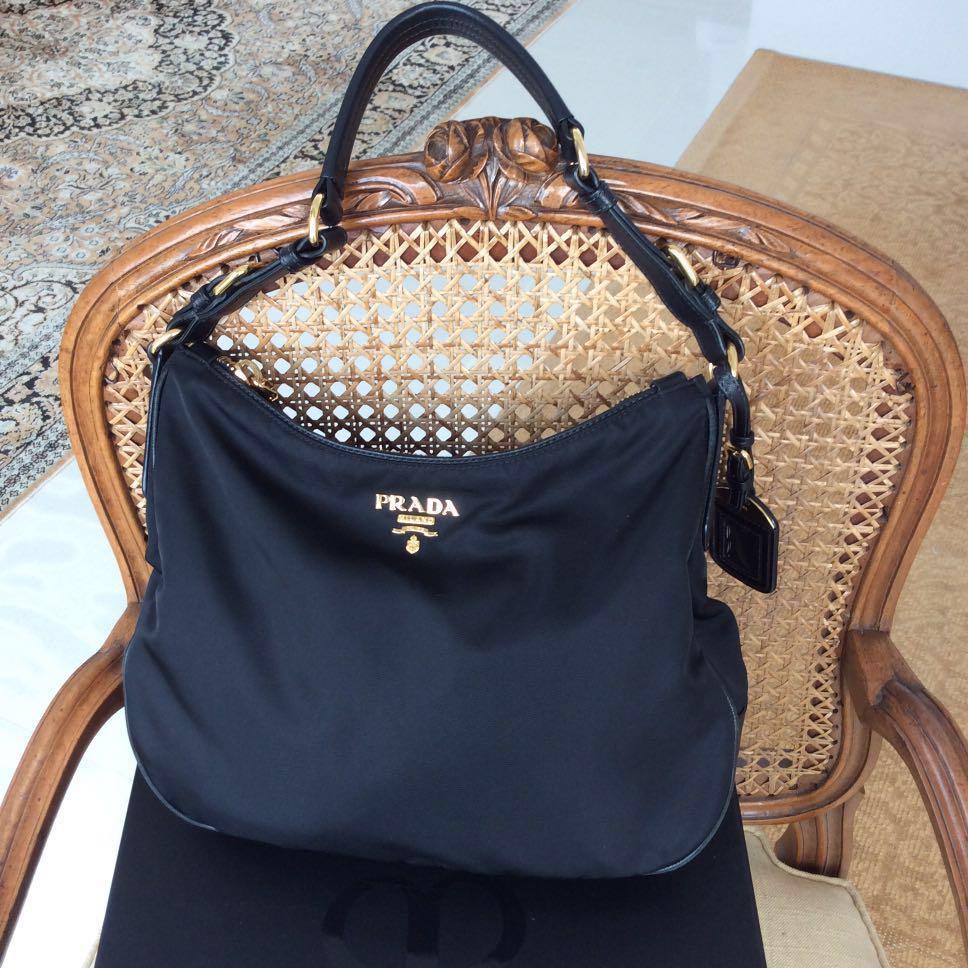 a83444047d79 💥Sale💥Authentic Prada Shoulder Bag, Women's Fashion, Bags ...
