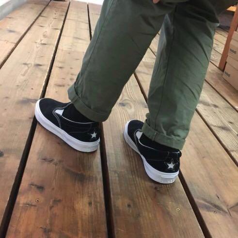 8587f6ef57910e Sepatu Converse Original - One Star CC Slip On