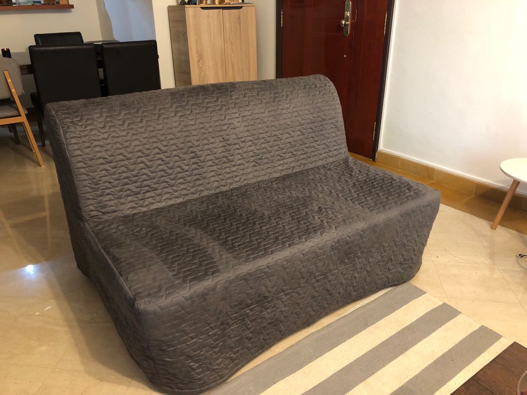 Sofa Bed Ikea Lycksele Håvet Good Condition Furniture Sofas On