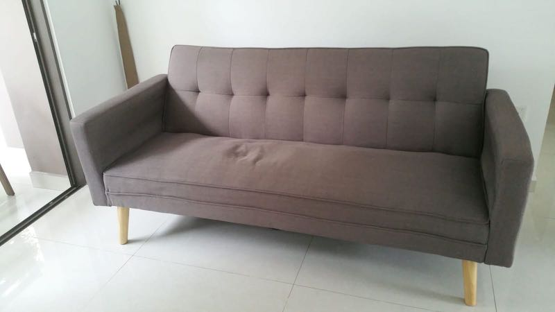 Sofa Chair With Delivery Furniture Sofas On Carousell