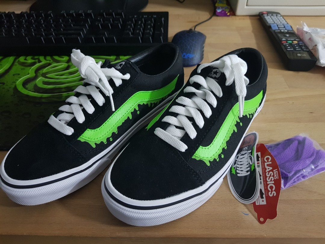 4626f0f359 Vans Old Skool Japan Magical Mosh Misfits