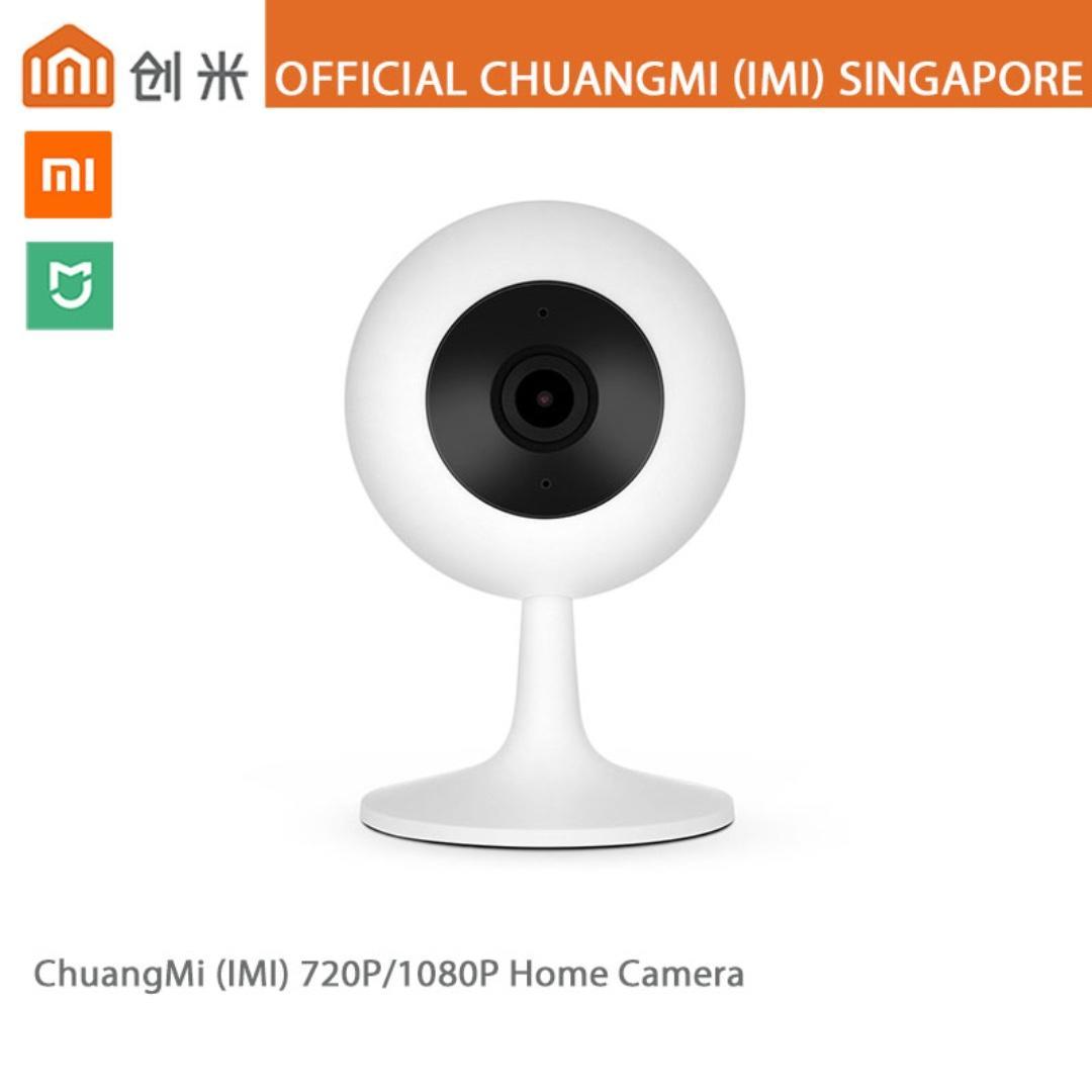 XiaoMi ChuangMi IMI 720P/1080P Home Camera, Photography
