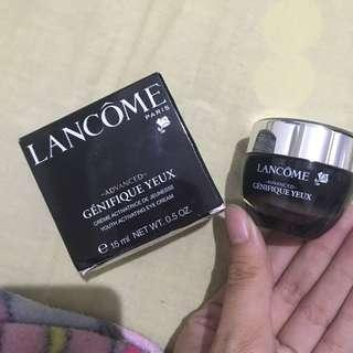 Lancome Advanced Genefique Yeux Youth Activating Eye Cream