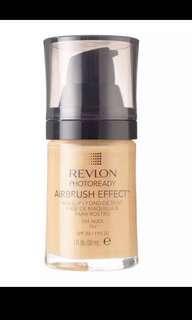 Revlon photoready airbrush foundation #004 nude