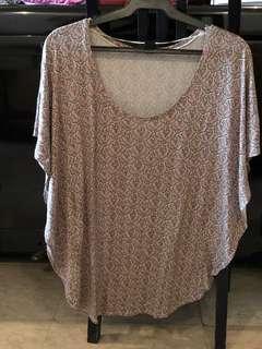 Authentic H&M cotton blouse