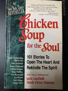 Chicken soup for soul  #sellfaster