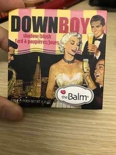 The balm blush (down boy)