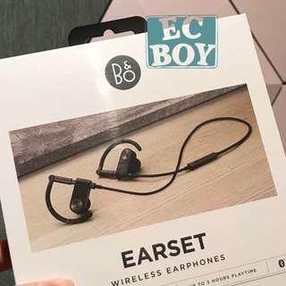 全新 行貨 B&O Earset Wireless Earphones #sellfaster