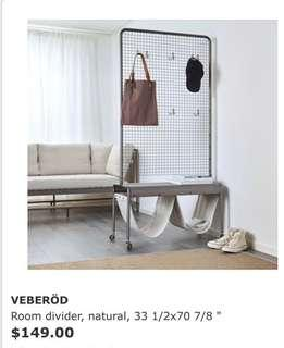 Coat Rack or Room Divider