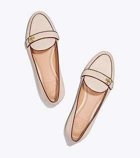 PRICE REDUCED Authentic Tory Burch Kira Loafer in Perfect Sand