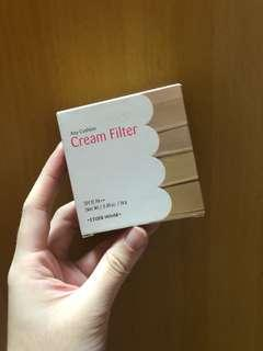 [ETUDE HOUSE] Any Cushion Cream Filter Vanilla
