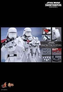 Hot Toys MMS323 Star Wars Stromtrooper Snowtrooper