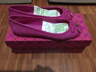 Preloved Tory Burch Jelly Shoes